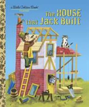 The House that Jack Built (Little Golden Book) - Book  of the Little Golden Books