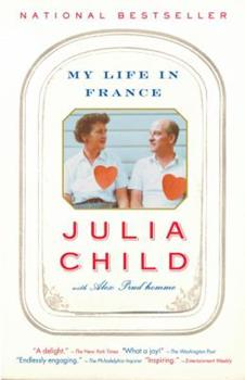 Paperback My Life in France Book