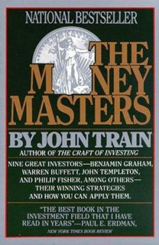 The Money Masters 014005944X Book Cover
