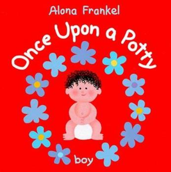 Hardcover Once upon a Potty - Boy Book