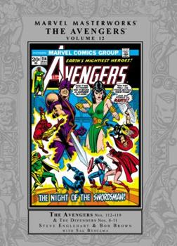 Marvel Masterworks: The Avengers, Vol. 12 - Book  of the Avengers 1963-1996 #278-285, Annual