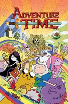 Adventure Time, Vol. 1 - Book  of the Adventure Time Single Issues #Annual