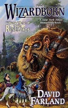Wizardborn (The Runelords, Book 3) - Book #3 of the Runelords