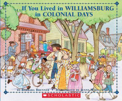 If You Lived In Williamsburg in Colonial Days - Book  of the ...If You