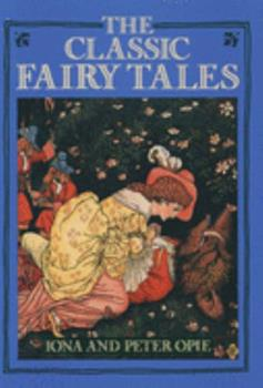 Paperback The Classic Fairy Tales Book