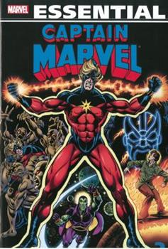 Essential Captain Marvel, Vol. 2 - Book  of the Essential Marvel