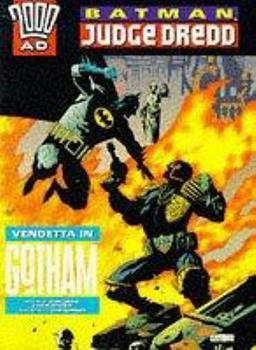 Batman-Judge Dredd: Vendetta in Gotham - Book #67 of the Modern Batman