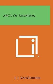 Hardcover Abc's of Salvation Book