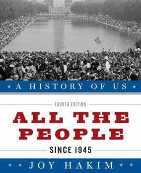 A History of U.S.: All the People (History of U. S.) - Book #10 of the A History of US