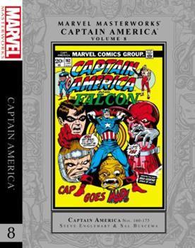 Marvel Masterworks: Captain America, Vol. 8 - Book #231 of the Marvel Masterworks