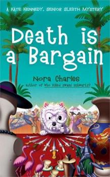 Death is a Bargain 0425205134 Book Cover