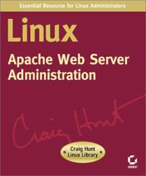 Paperback Linux Apache Web Server Administration Book