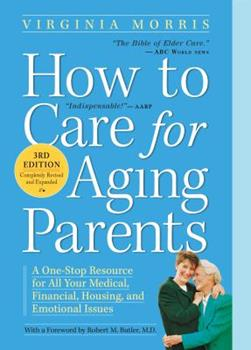 How to Care for Aging Parents 0761166769 Book Cover