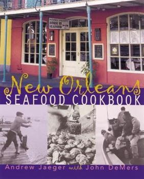 New Orleans Seafood Cookbook 1580080642 Book Cover