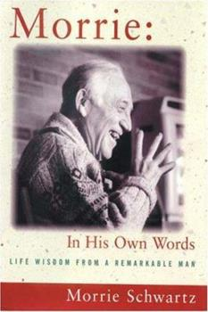 CD-ROM Morrie: In His Own Words Book