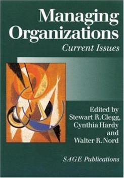 Paperback Managing Organizations Book