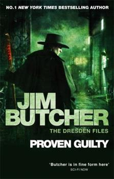 Proven Guilty 0451461037 Book Cover