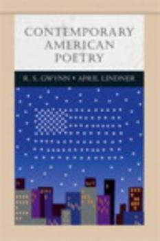 Contemporary American Poetry (Penguin Academics Series) (Penguin Academics) 0321182820 Book Cover