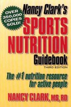 Paperback Sports Nutrition Guidebook Book