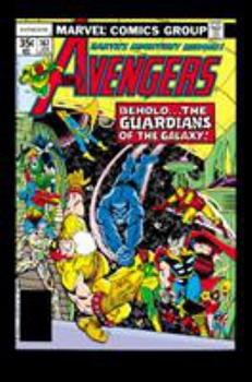 Guardians of the Galaxy: Tomorrow's Avengers Vol. 2 - Book #86 of the Marvel Team-Up 1972