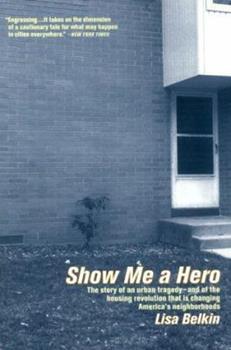 Paperback Show Me a Hero Book