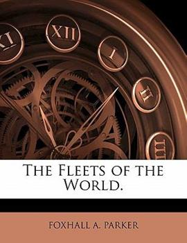Paperback The Fleets of the World. Book