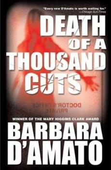 Death of a Thousand Cuts 076534257X Book Cover