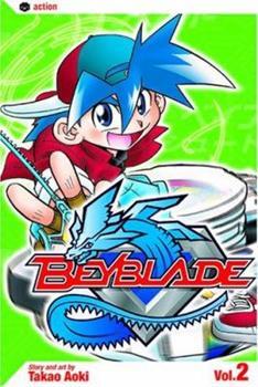 Beyblade, Volume 2 - Book #2 of the Beyblade