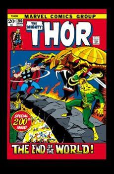 Essential Thor, Vol. 5 - Book  of the Essential Marvel