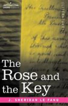 Paperback The Rose and the Key Book