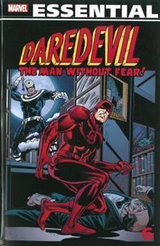Essential Daredevil, Vol. 6 - Book  of the Essential Marvel