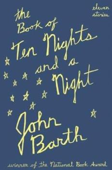 The Book of Ten Nights and a Night: Eleven Stories 0618562087 Book Cover