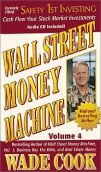 Wall Street Money Machine Vol. 4 (with Audio CD) (Wall Street Money Machine) 1892008661 Book Cover