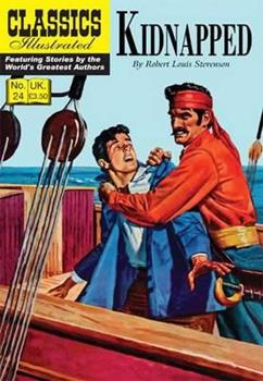 Paperback Kidnapped: Classics Illustrated Book
