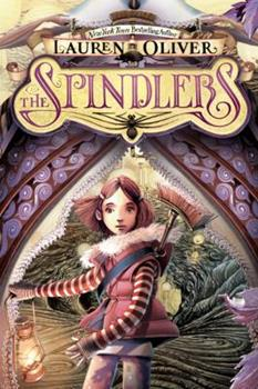 Paperback The Spindlers Book