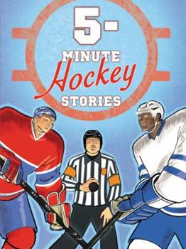 5-Minute Hockey Stories - Book  of the 5-Minute Stories