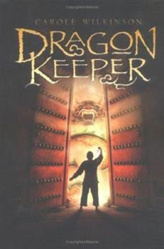 Dragon Keeper 0439799295 Book Cover