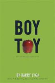Boy Toy 0547076347 Book Cover
