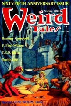 Weird Tales 290 (Spring 1988) 0809532069 Book Cover