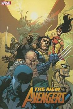 New Avengers Hardcover Collection Volume 3 - Book #3 of the New Avengers 2005 Hardcover Collection