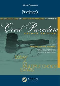 The Law of Civil Procedure: Cases and Materials (American Casebook Series) 0314242694 Book Cover