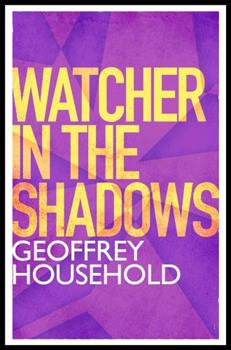 Watcher in the Shadows 0316374288 Book Cover