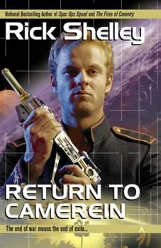 Return to Camerein (Ace Science Fiction) - Book #3 of the Federation War