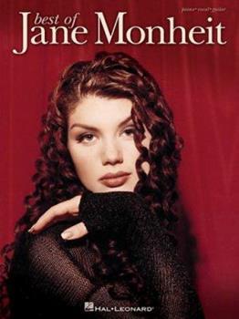 Paperback Best of Jane Monheit Book