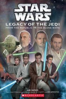 Legacy of the Jedi - Book  of the Legacy of the Jedi/Secrets of the Jedi