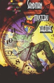 Sandman Mystery Theatre: the Hourman and the Python (Book 6) (Paperback) - Book #6 of the Sandman Mystery Theatre
