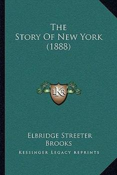 Paperback The Story of New York Book