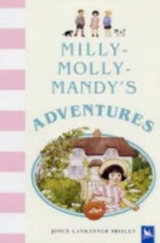 Milly-Molly-Mandy's Adventures - Book  of the Milly-Molly-Mandy