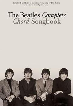 The Beatles Complete Chord Songbook 0634022296 Book Cover