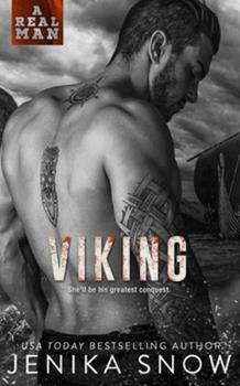 Paperback Viking (A Real Man, 9) Book